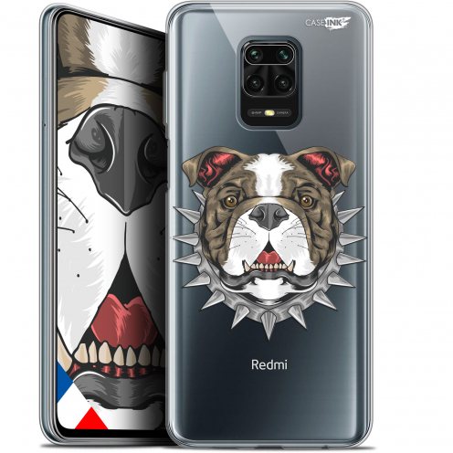 "Carcasa Gel Extra Fina Xiaomi Redmi Note 9S (6.67"") Design Doggy"