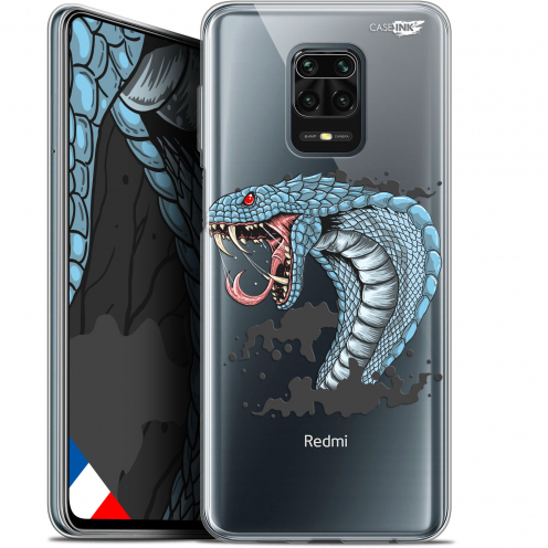 "Carcasa Gel Extra Fina Xiaomi Redmi Note 9S (6.67"") Design Cobra Draw"