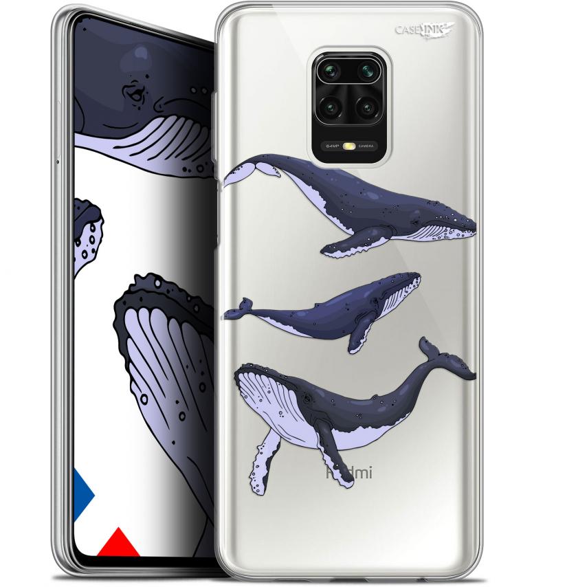 "Carcasa Gel Extra Fina Xiaomi Redmi Note 9S (6.67"") Design Les 3 Baleines"