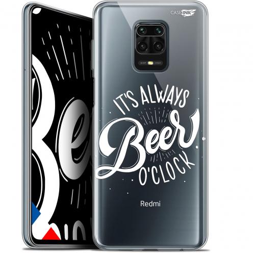 "Carcasa Gel Extra Fina Xiaomi Redmi Note 9S (6.67"") Design Its Beer O'Clock"