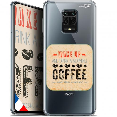 "Carcasa Gel Extra Fina Xiaomi Redmi Note 9S (6.67"") Design Wake Up With Coffee"