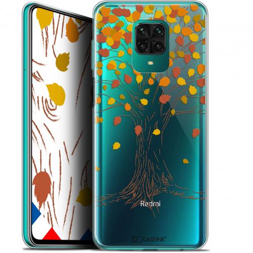 "Carcasa Gel Extra Fina Xiaomi Redmi Note 9 PRO (6.67"") Autumn 16 Tree"