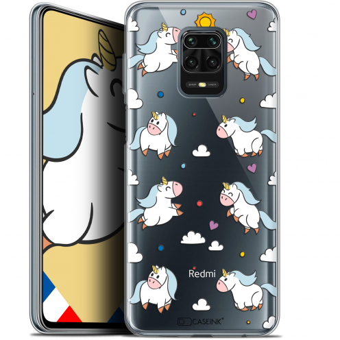 "Carcasa Gel Extra Fina Xiaomi Redmi Note 9 PRO (6.67"") Fantasia Licorne In the Sky"