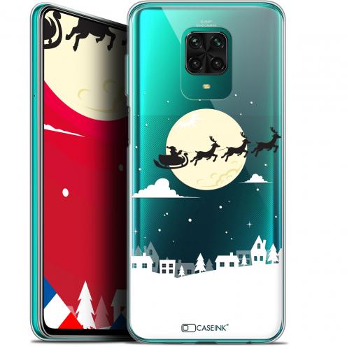 "Carcasa Gel Extra Fina Xiaomi Redmi Note 9 PRO (6.67"") Noël 2017 Flying Stanta"