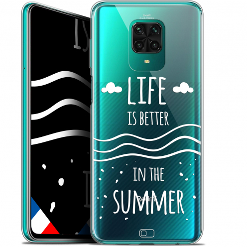 "Carcasa Gel Extra Fina Xiaomi Redmi Note 9 PRO (6.67"") Summer Life's Better"