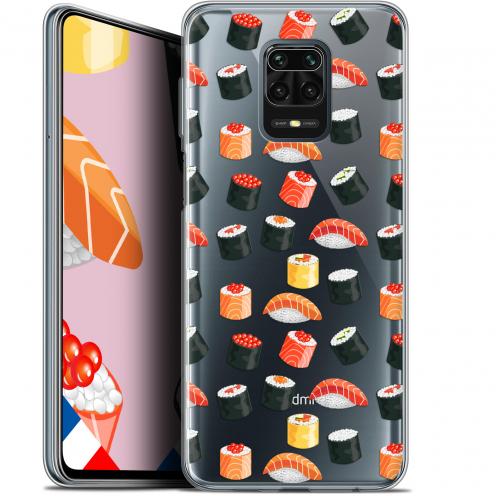 "Carcasa Gel Extra Fina Xiaomi Redmi Note 9 PRO (6.67"") Foodie Sushi"