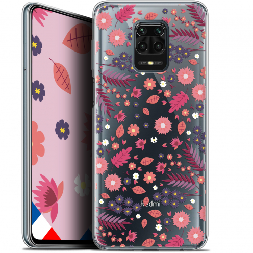 "Carcasa Gel Extra Fina Xiaomi Redmi Note 9 PRO (6.67"") Spring Printemps"