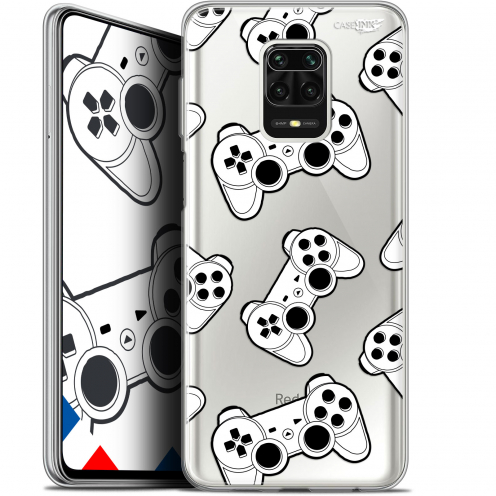 "Carcasa Gel Extra Fina Xiaomi Redmi Note 9 PRO (6.67"") Design Game Play Joysticks"