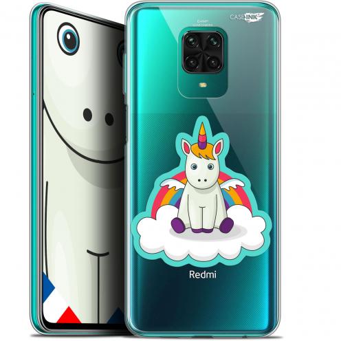 "Carcasa Gel Extra Fina Xiaomi Redmi Note 9 PRO (6.67"") Design Bébé Licorne"