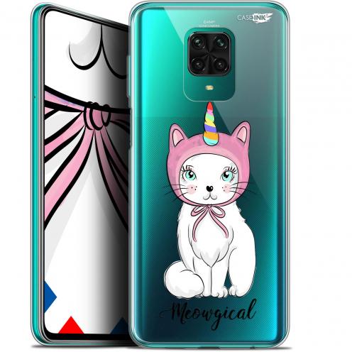 """Carcasa Gel Extra Fina Xiaomi Redmi Note 9 PRO (6.67"""") Design Ce Chat Est MEOUgical"""