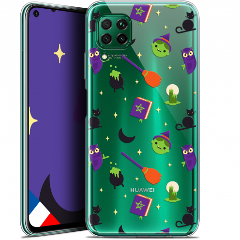 "Carcasa Gel Extra Fina Huawei P40 Lite (6.4"") Halloween Witch Potter"