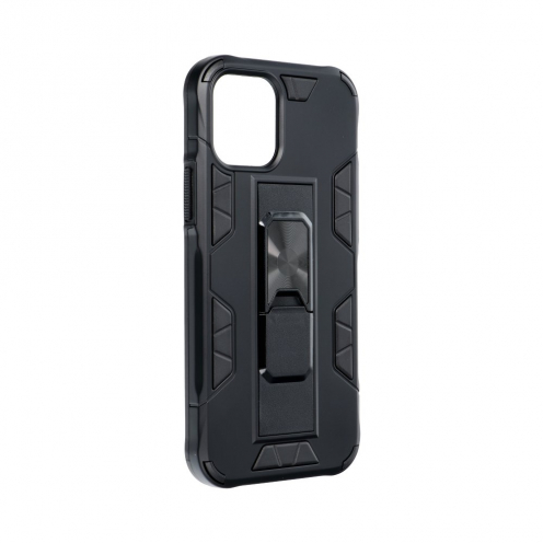Forcell DEFENDER carcasa for iPhone 12 / 12 PRO black