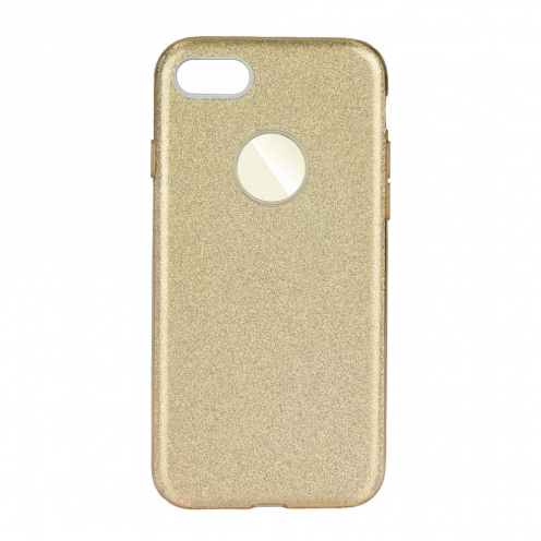 Forcell SHINING carcasa for iPhone 7 / 8 / SE 2020 gold