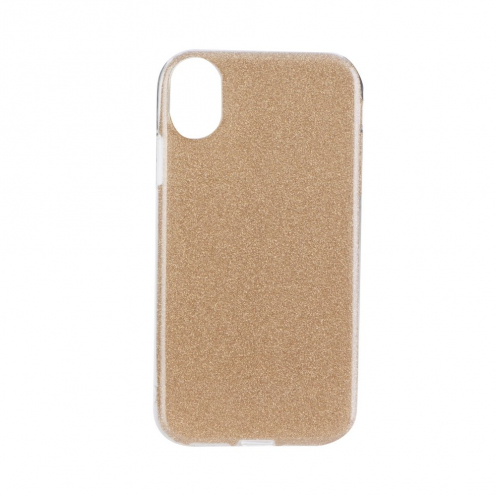 "Forcell SHINING carcasa for iPhone XR ( 6,1"" ) gold"