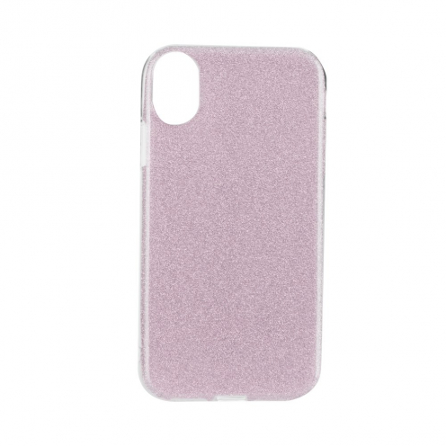 "Forcell SHINING carcasa for iPhone XR ( 6,1"" ) pink"