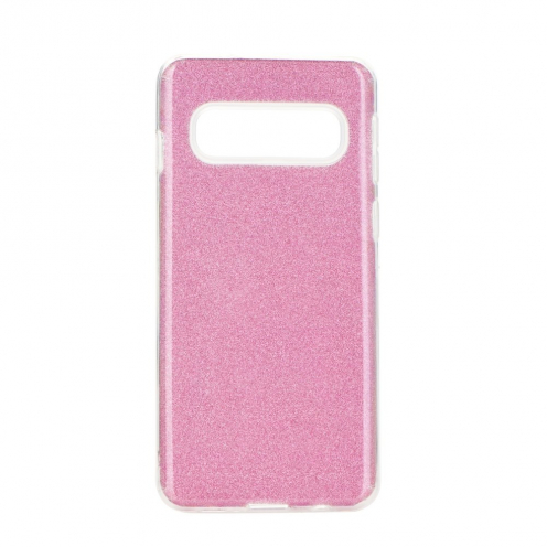 Forcell SHINING carcasa for Samsung Galaxy S20 Ultra / S11 Plus pink