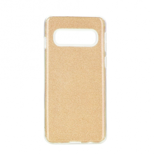 Forcell SHINING carcasa for Samsung Galaxy S20 Plus / S11 gold