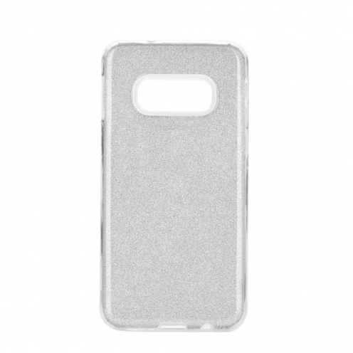 Forcell SHINING carcasa for Samsung Galaxy S20 / S11e silver