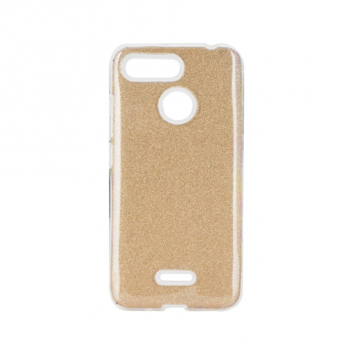 Forcell SHINING carcasa for Xiaomi Redmi 8 / Redmi 8A gold