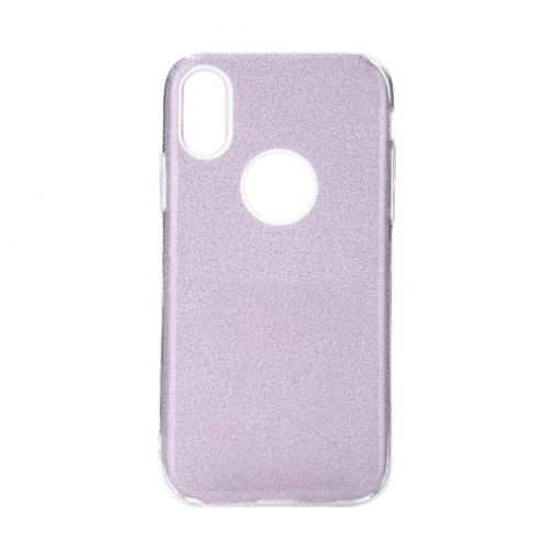 Forcell SHINING carcasa for iPhone 12 / 12 PRO pink