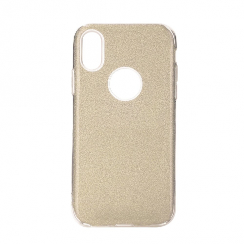 Forcell SHINING carcasa for iPhone 12 / 12 PRO gold