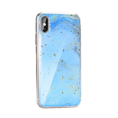 Forcell MARBLE carcasa for Xiaomi Redmi 9 Design 3
