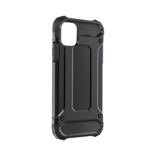 Forcell ARMOR carcasa for iPhone 12 PRO MAX black