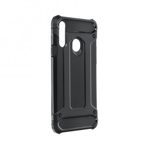 Forcell ARMOR carcasa for Samsung Galaxy A21S black