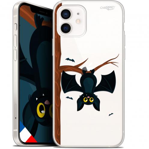 "Carcasa Gel Extra Fina Apple iPhone 12 Mini (5.4"") Design Petite Chauve Souris"