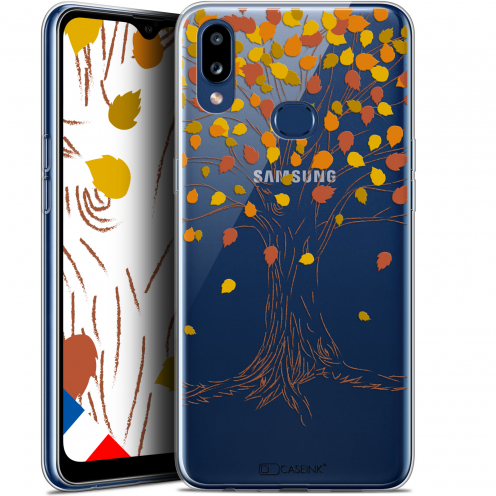 "Carcasa Gel Extra Fina Samsung Galaxy A10S (6.1"") Autumn 16 Tree"
