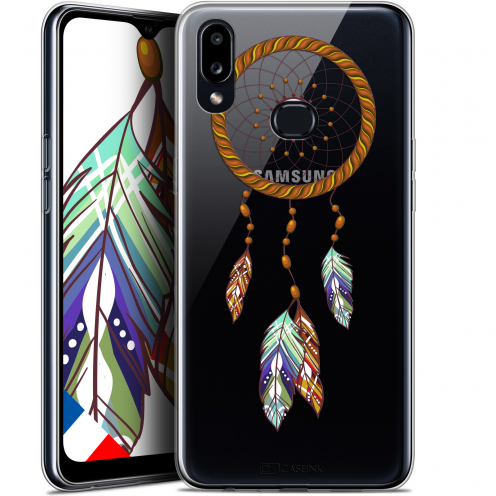 "Carcasa Gel Extra Fina Samsung Galaxy A10S (6.1"") Dreamy Attrape Rêves Shine"