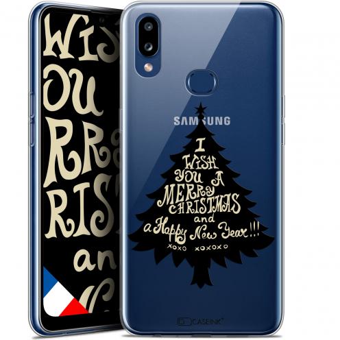 "Carcasa Gel Extra Fina Samsung Galaxy A10S (6.1"") Noël 2017 XOXO Tree"