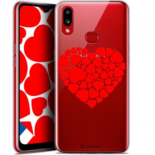 """Carcasa Gel Extra Fina Samsung Galaxy A10S (6.1"""") Love Coeur des Coeurs"""