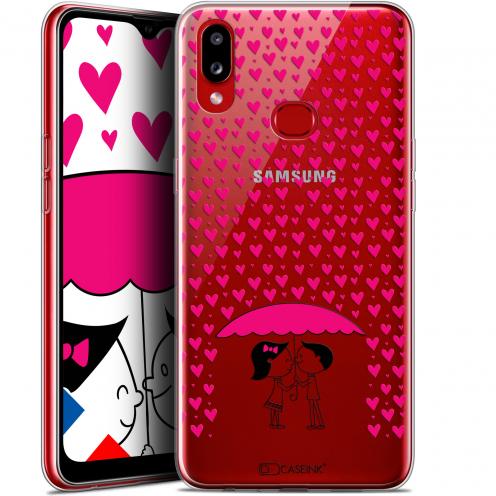 """Carcasa Gel Extra Fina Samsung Galaxy A10S (6.1"""") Love Pluie d'Amour"""