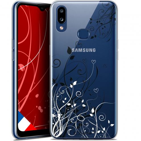 "Carcasa Gel Extra Fina Samsung Galaxy A10S (6.1"") Love Hearts Flowers"