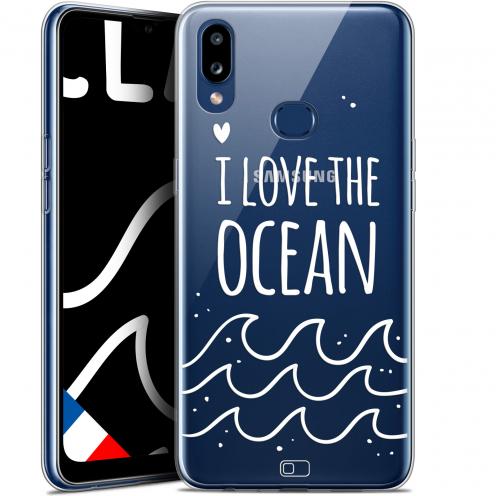"Carcasa Gel Extra Fina Samsung Galaxy A10S (6.1"") Summer I Love Ocean"