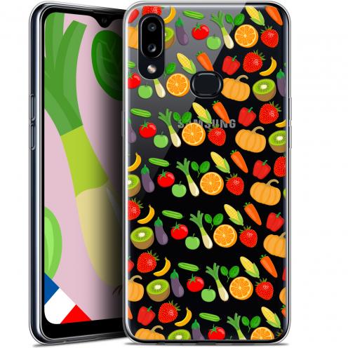"Carcasa Gel Extra Fina Samsung Galaxy A10S (6.1"") Foodie Healthy"