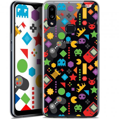 "Carcasa Gel Extra Fina Samsung Galaxy A10S (6.1"") Design PacMan"