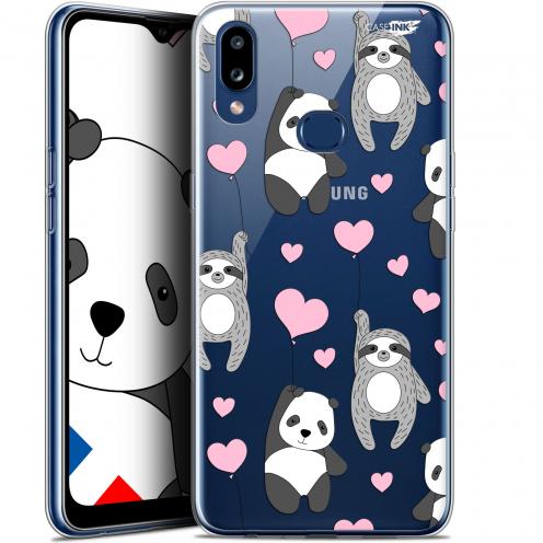 "Carcasa Gel Extra Fina Samsung Galaxy A10S (6.1"") Design Panda'mour"