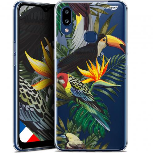 """Carcasa Gel Extra Fina Samsung Galaxy A10S (6.1"""") Design Toucan Tropical"""