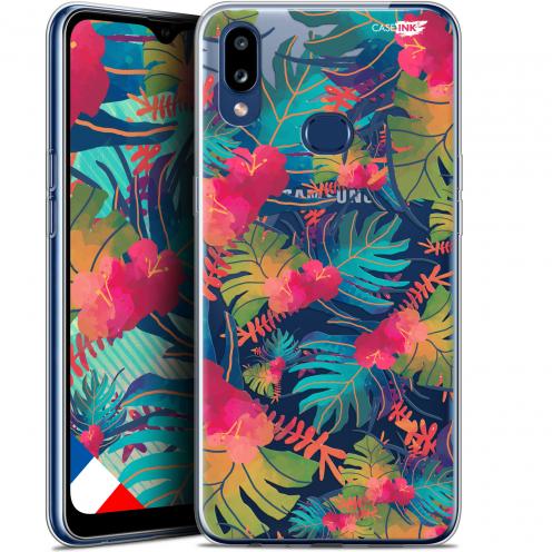 "Carcasa Gel Extra Fina Samsung Galaxy A10S (6.1"") Design Couleurs des Tropiques"
