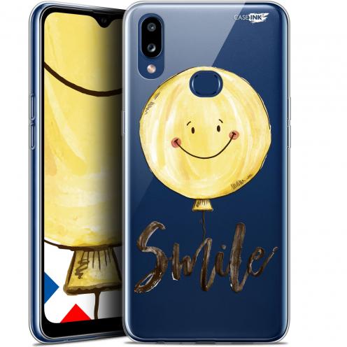 """Carcasa Gel Extra Fina Samsung Galaxy A10S (6.1"""") Design Smile Baloon"""