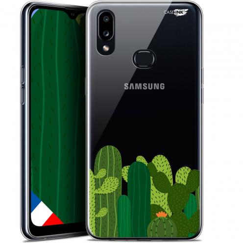 "Carcasa Gel Extra Fina Samsung Galaxy A10S (6.1"") Design Cactus"