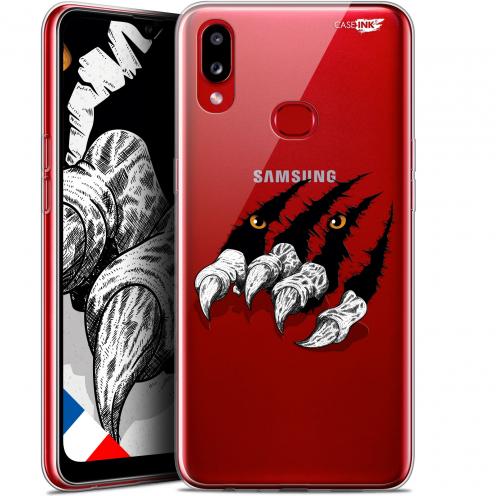 "Carcasa Gel Extra Fina Samsung Galaxy A10S (6.1"") Design Les Griffes"