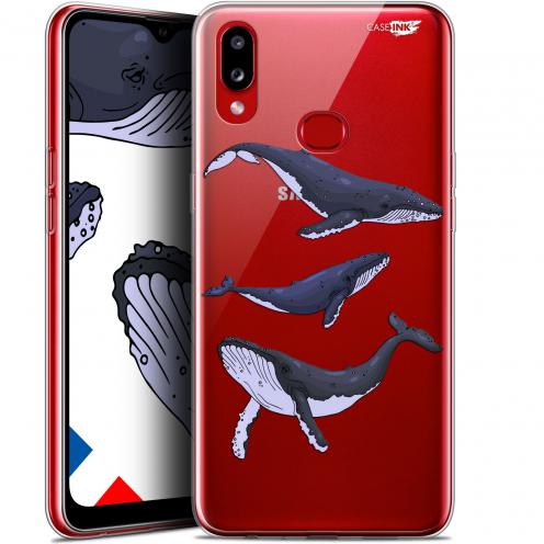 "Carcasa Gel Extra Fina Samsung Galaxy A10S (6.1"") Design Les 3 Baleines"