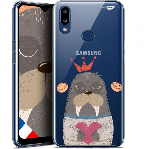 "Carcasa Gel Extra Fina Samsung Galaxy A10S (6.1"") Design Sketchy Walrus"