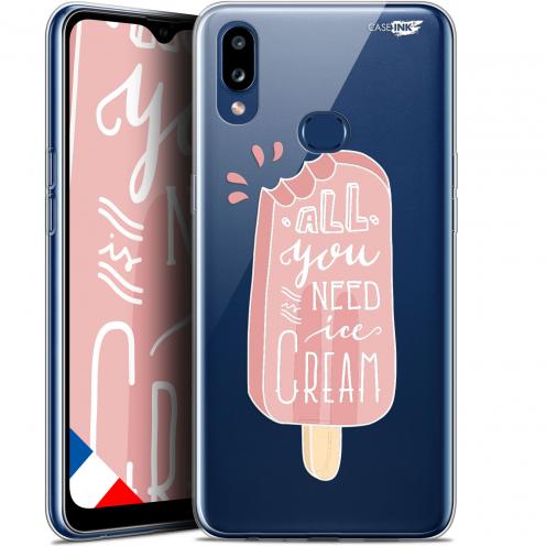 "Carcasa Gel Extra Fina Samsung Galaxy A10S (6.1"") Design Ice Cream"
