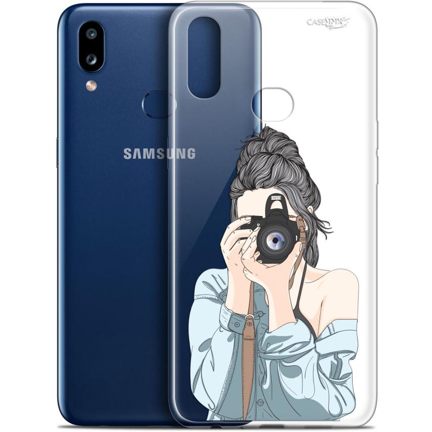 "Carcasa Gel Extra Fina Samsung Galaxy A10S (6.1"") Design La Photographe"