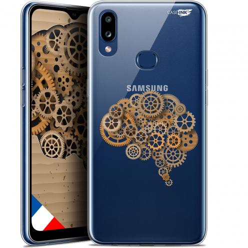 "Carcasa Gel Extra Fina Samsung Galaxy A10S (6.1"") Design Mécanismes du Cerveau"
