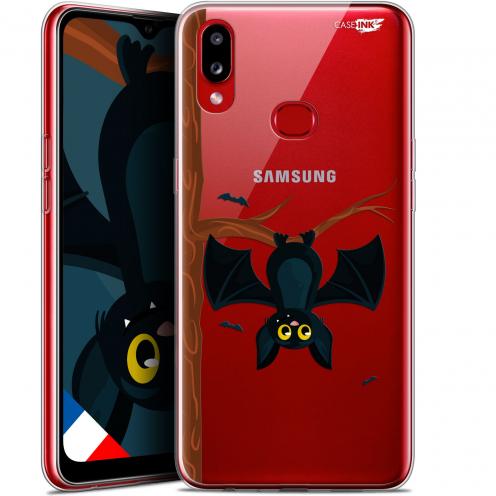 """Carcasa Gel Extra Fina Samsung Galaxy A10S (6.1"""") Design Petite Chauve Souris"""